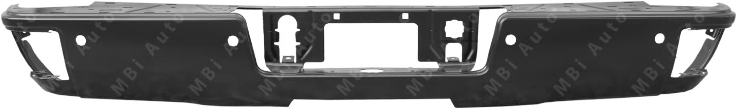 MBI AUTO - Painted to Match Steel 2014 Rear Bar Bumper Face 付与 for キャンペーンもお見逃しなく