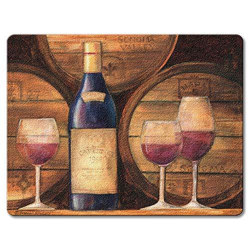 Wine Cellar - Small Glass Cutting Board