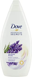 Dove Relaxing Ritual Lavender Oil And Rosemary Extract Body Wash (1 Pack 500Ml)