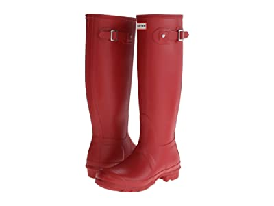 Hunter Original Tall (Military Red) Women