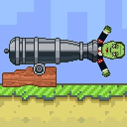 Blaster Ragdoll Zombie