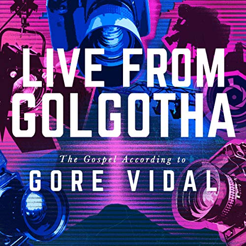 Live from Golgotha audiobook cover art
