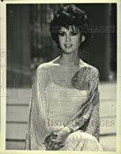 Vintage Photos 1980 Press Photo Singer and Actress Marie Osmond, on NBC - mjc40737