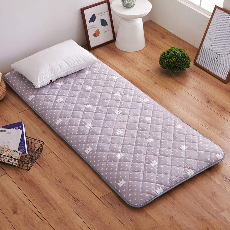 Padded Mattress,Bed Mattress,Comfort Soft Sponge pad,Student Dormitory Tatami Mattress,Sleeping pad-C 120x200cm(47x79inch)