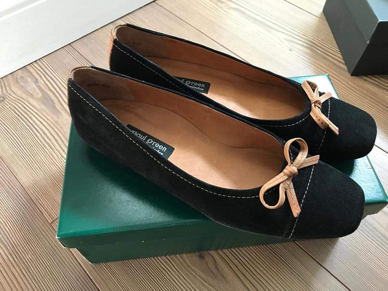 Paul grön Ballet Flat Storlek 8.5 USA USA USA svart  spara upp till 70% rabatt