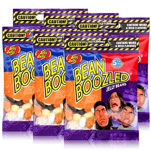 Jelly Belly Bean boozled Jelly Beans 54g Bolsa 4th Edition (6unidades)