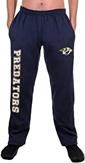 NHL Men's Premium Fleece Official Team Sweatpants