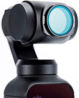 Kase OSMO Pocket Adjustable ND Filter Lens ND2 to ND400 Magnetic Structure Compatible with DJI OSMO Pocket Camera Handheld Gimbal Stabilizer Accessories Adjustable ND Filter Lens