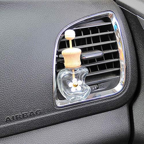 SGXDMxx Auto parfum outlet vent parfum fles parfum fles auto parfum decoratie auto in aanvulling op de smaak duurzame Eau de Toilette 4