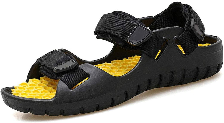 Sandals, Buckles, Beach shoes, Summer, Open Toe, Couple, Men and Women