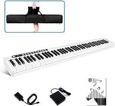 Vangoa VGD881 88 Key Portable Piano Keyboard with Tounch Sen
