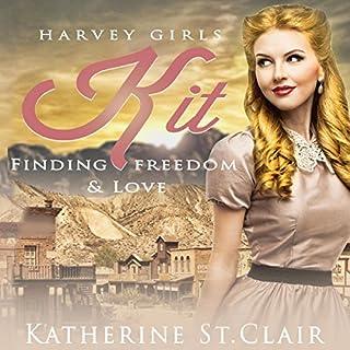 Harvey Girls: Kit audiobook cover art