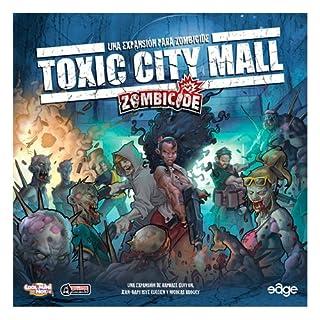 Zombicide ext Toxic City Mall VF (8415334834) | Amazon price tracker / tracking, Amazon price history charts, Amazon price watches, Amazon price drop alerts