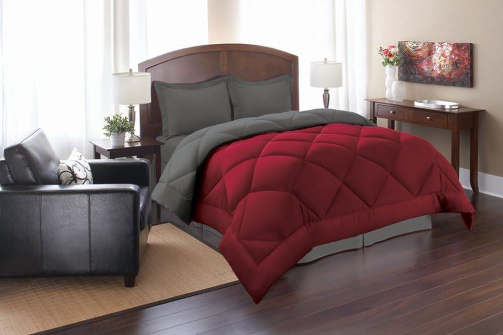 Elegant Comfort All-Season Down Jacksonville Mall Alternative Luxurious Reversible 2021 spring and summer new
