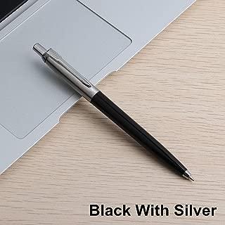 Baikingift 1PCS New Arrival Commercial metal ballpoint pen gift pen core solventborne automatic ballpoint pen unisex pen 0.7mm