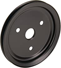 Single Groove Crank Pulley Small Block Fits Chevy Short Pump