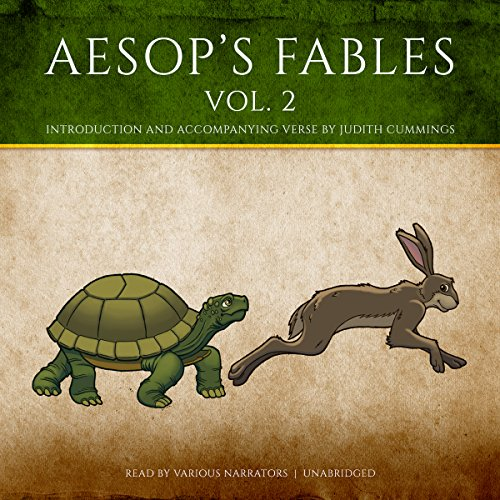 Aesop's Fables, Vol. 2 audiobook cover art