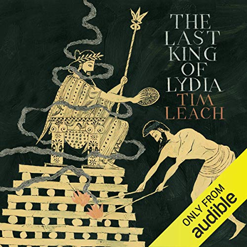 The Last King of Lydia cover art