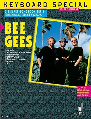 Bee Gees: Keyboard, Gitarre und Gesang. (Keyboard Special)