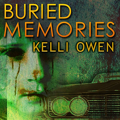 Buried Memories audiobook cover art