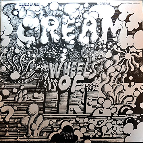 Cream - Wheels Of Fire - RSO - 2658 110