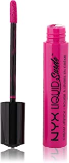Nyx Liquid Suede Matte Creamy Lipstick, 12 Colors, No. 208