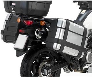 Topcase Suzuki V-Strom 650 XT Givi Monolock E370NT schwarz