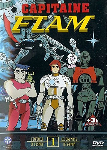 Capitaine Flam - Vol.1 (8 épisodes)