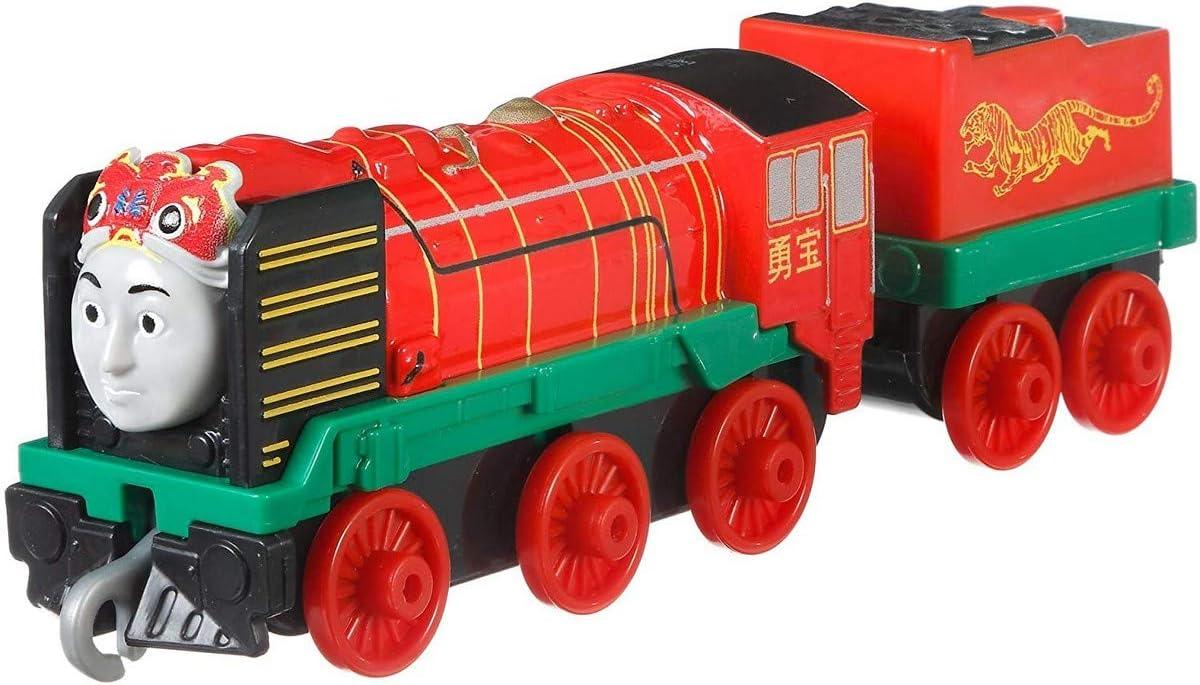 Thomas The Tank Engine Trackmaster Push le long de Yong Bao