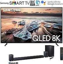Samsung QN82Q900RB 82-inch Q900 QLED Smart 8K UHD TV (2019 Model) Bundle 510W 7.1.4-Channel Soundbar System with Wireless Subwoofer with Instant $600 Saving