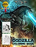 Godzilla Coloring Book / Amazon Bestseller: Coloring Book for Kids and Adults