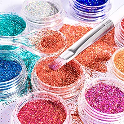cosmetic glitter for lip gloss, End of 'Related searches' list