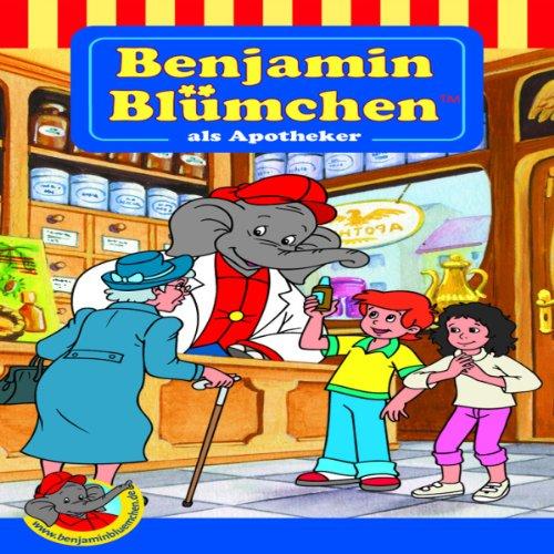 Benjamin Blümchen als Apotheker Titelbild