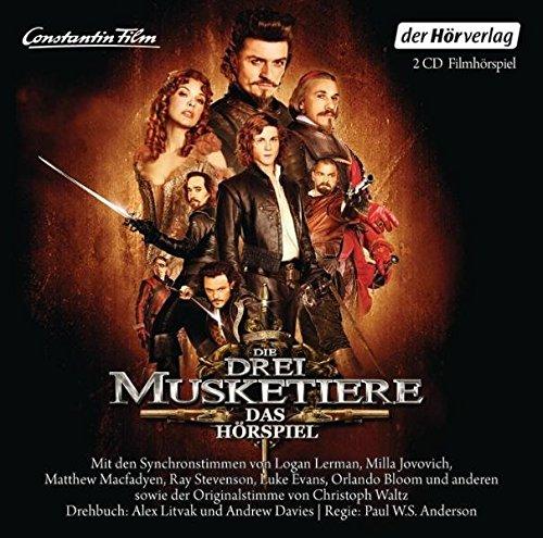 Die drei Musketiere: Filmhörspiel