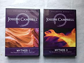 Mythos: The Shaping of Our Mythic Tradition by Joseph Campbell (Vol. I & II, 4-DVDs, 10 Programs) ~ Psyche and Symbol / The Spirit Land / On Being Human / From Goddess to God / The Mystical Life / The Inward Path / Enlightened One / Our Eternal Selves / The Way to Illumination / The Experience of God (2008, 9 hrs 22 min)