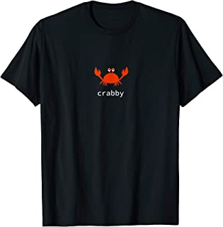 Best crabby t shirt Reviews