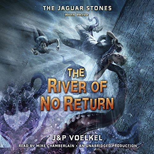 The River of No Return audiobook cover art