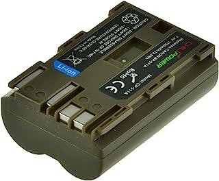 Chili Power BP-511 BP-511A batería para Canon EOS 5d 10d 20d 20Da 30d 40d 50d 300d D30 D60 Rebel PowerShot G1 G2 G3 G5 G6 Pro 1 Pro 90 Pro 90IS FV2–> FV400 FVM1 FVM10 ZR10–> ZR90