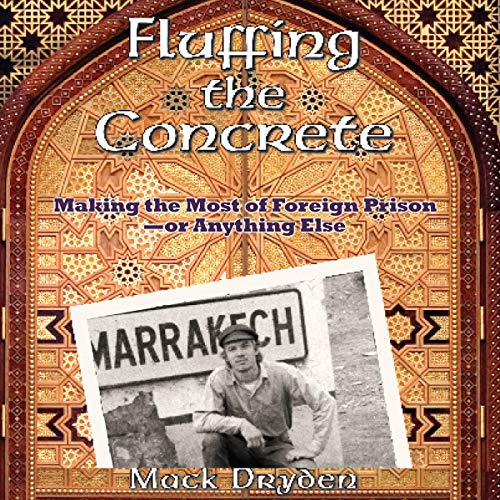 Fluffing the Concrete  By  cover art