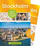 Bruckmann Reiseführer Stockholm: Zeit für das Beste. Highlights, Geheimtipps, Wohlfühladressen. Inklusive Faltkarte zum Herausnehmen.