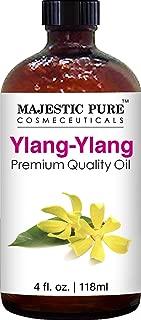 Majestic Pure Ylang Ylang Oil, Premium Quality, 4 fl. oz. …