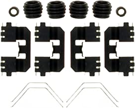 ACDelco 18K2102X Professional Rear Disc Brake Caliper Hardware Kit with Clips, Springs, Seals, and Bushings