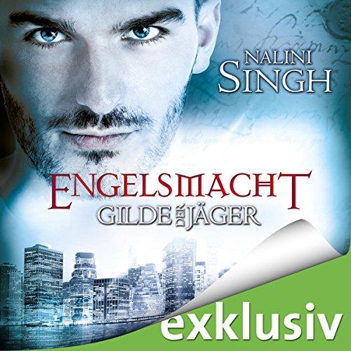 Engelsmacht audiobook cover art
