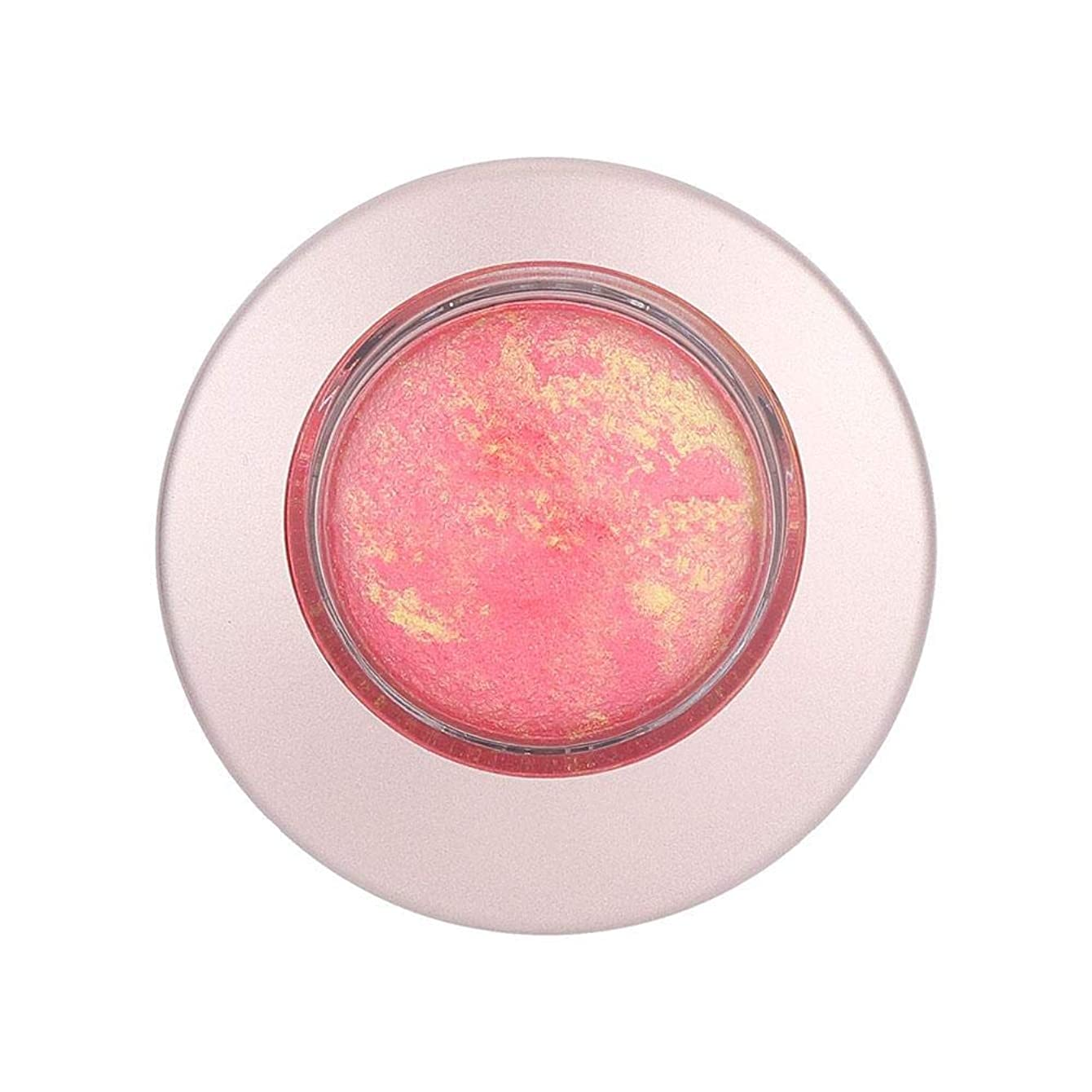 一ローズ道路10g 長続きがする 単一色のほお紅の保湿の明るくなる赤面の粉の表面構造(808)
