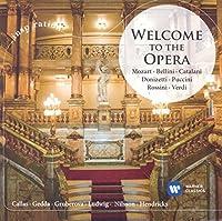 Welcome to the Opera by CALLAS / GEDDA / LUDWIG / NILSSON / HENDRICKS (2014-08-12)