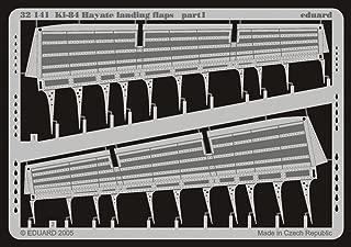 Eduard 1:32 Ki-84 Hayate Landing Flaps for Hasegawa - PE Detail Set #32141