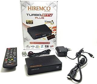 Hiremco Turbo IPTV Plus Uydu Alıcısı