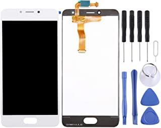 SHUHAN LCD Screen Phone Repair Part LCD Screen and Digitizer Full Assembly for Meizu Meilan A5 / M5c Mobile Phone Accessory