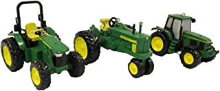 John Deere Tractors Official Licensed Christmas Holiday Ornaments Set of 3