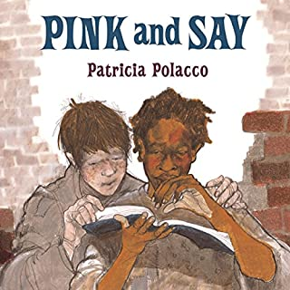 Pink and Say audiobook cover art